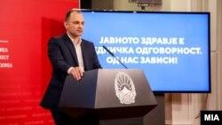 Министерот за здравство, Венко Филипче