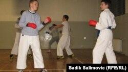 "Sportisti Karate kluba ""Želja IPON"""