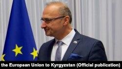 Шефот на хрватската дипломатија Гордан Грлиќ Радман