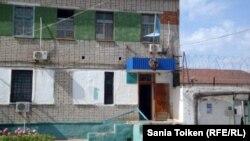"""""""Жаңаөзен ісі"""" бойынша сотталғандар қамалған түрме. Орал, 30 мамыр 2013 жыл."""