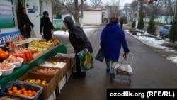 Икки ойда Қозоғистонга деярли 23 миллион долларлик мева-сабзавот сотилди.