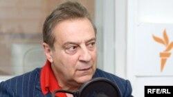 Геннадий Хазанов в студии Радио Свобода