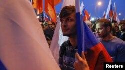 Акція опозиції в Москві (архівне фото)