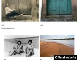 Фрагмент проекта «Отсутствие» Густаво Германо