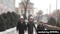 Бишкек, 2011