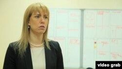 Марина Баронова, координатор московского отделения движения «Открытая Россия».