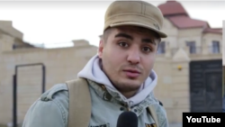 Мехман Хусеинов, әзербайжандық блогер.