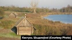 Лазьні на Віцебшчыне часьцей будавалі па-за межамі сядзібы — на беразе ракі, возера ці штучнага стаўка