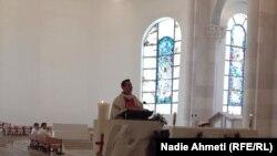 """Mesha e mbajtur sot në Katedralen """"Nënë Tereza"""""""
