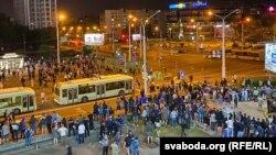 У Білорусі відбуваються протести після виборів президента