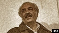 محمد علی سپانلو - عکس از ایسنا