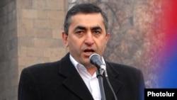 Представитель Верховного органа АРФ «Дашнакцутюн» Армен Рустамян