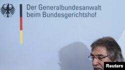 Federal Prosecutor Rainer Griesbaum
