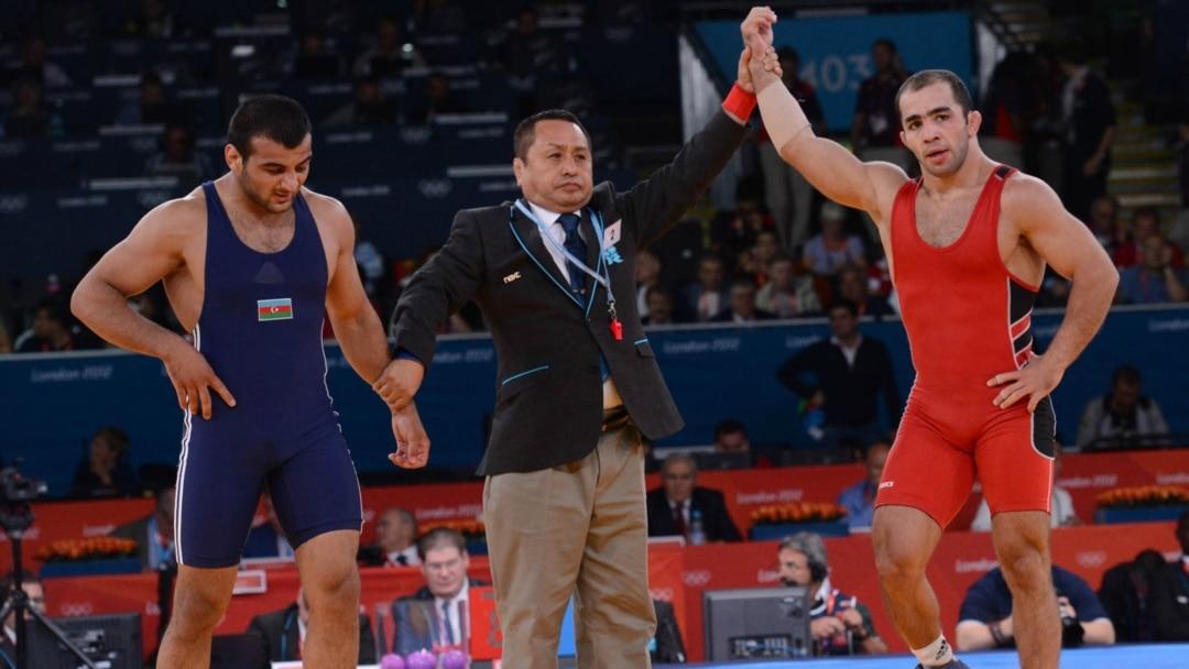 7040f5dea8aaa8 Armenian Wrestlers Balk At Baku Games