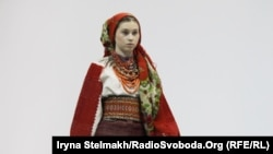 Проект «Витоки» під час 36-го Ukrainian fashion week