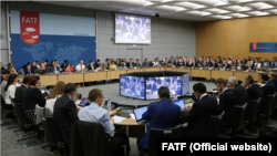 "Last year, the FATF placed Pakistan on its terrorism-financing ""gray"" monitoring list."