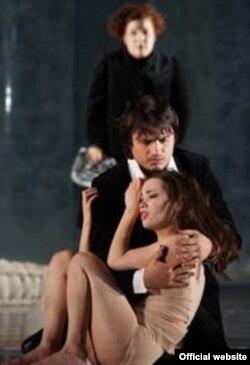 Ionel Hotea în Traviata, Opera din Wiesbaden
