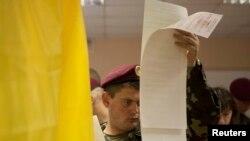 Интихоботи Украина