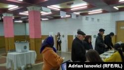 Alegeri la Comrat, imagine de arhivă/