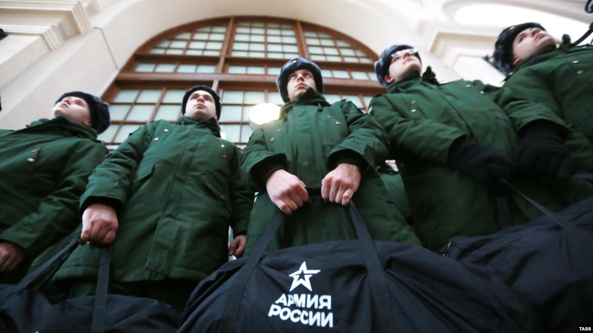 С 2015 года более 20 тысяч крымчан призвали на службу в российскую армию – ООН