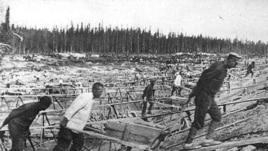 Заключенные ГУЛАГа, 30-е гг.