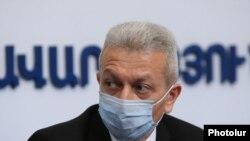 Ֆինանսների նախարար Ատոմ Ջանջուղազյան
