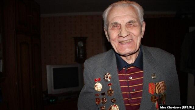 Ветеран Александр Семенович Кузовкин