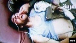 Один из раненых в ходе беспорядков в Ливии