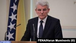 Predsjedavajući Predsjedništva Bosne i Hercegovine (BiH) Šefik Džaferović