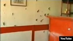 Kafić Panda nakon ubistva šestorice mladića 1998. godine