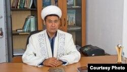 ҚМДБ төрағасы, бас мүфти Ержан Маямеров.