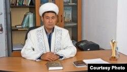 Главный муфтий Казахстана Ержан Маямеров.
