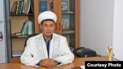 Ержан Маямеров, новый верховный муфтий Казахстана.