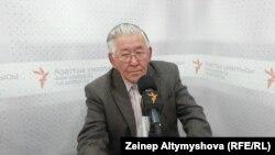 Эрнес Мамыров