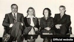 Kohl în vizită la Ceauşescu, 1976 (Fototeca Comunismului românesc, ANIC)