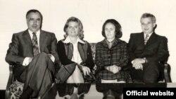 Germany/Romania - Kohl în vizită la Ceauşescu, 1976 (Fototeca Comunismului românesc, ANIC)