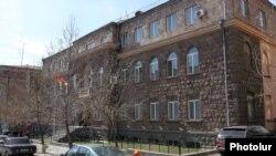 Здание ЦИК в Ереване