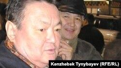 Zamanbek Nurqadilov