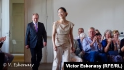 Pianiștii Jeremy Menuhin și Mookie-Lee Menuhin, Rolandseck