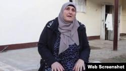 """Кадр из документального фильма """"Мемориала"""" о Катыр-Юрте"""