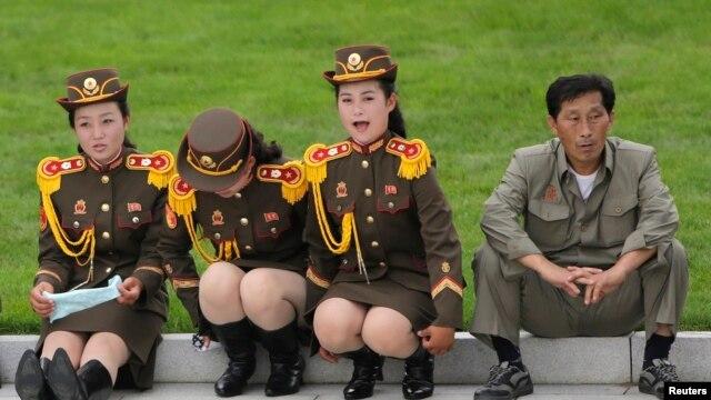 Пхеньян.