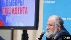 Россия Марказий сайлов комиссияси раиси В.Чуров.