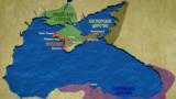 Причорномор'я напередодні походів Діофанта. Театр військових дій 110-107 рр. до н.е.