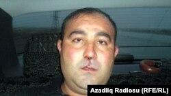 Надир Мамедов после задержания в Нахчыване, 18 декабря 2012