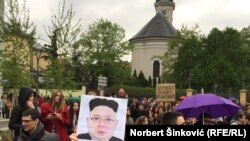Protesti u Beogradu i Novom Sadu