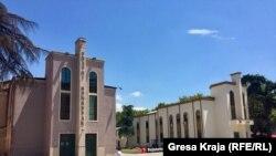 Ndërtesa e Teatrit Kombëtar në Tiranë