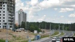 Новая вуліца ў Горадні, якой прапануюць даць імя Быкава.