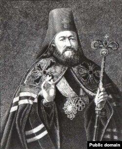 Амвросий (Зертис-Каменский), архиепископ Московский