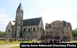 Під час традиційного щорічного святкування Днів Анни Київської у Франції