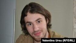 Студент юрфака Михай Гафтон
